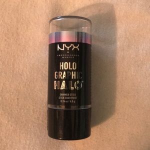 NYX Holographic Halo Shimmer Stick